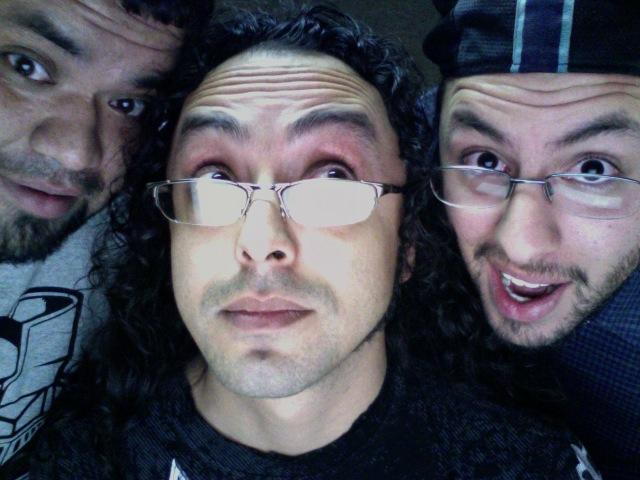 los tres chiflados empdv